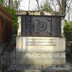 Tombe des familles Turquois et Wagner – Cimetière du Père Lachaise – Paris (75020)
