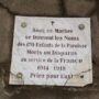 Christ en croix - Monument aux morts de la guerre 1914-18 - Dax - Image1