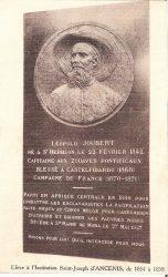 Médaillon de Léopold Joubert – Saint-Herblon
