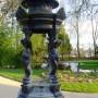Fontaine genre Wallace - Parc de Blossac - Poitiers - Image1