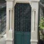Portes de chapelles sépulcrales - Division 17 - Cimetière du Père Lachaise - Paris (75020) - Image6