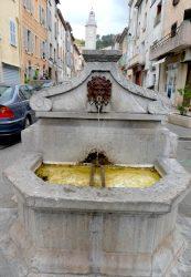 Fontaine de la rue de la Treille – Gonfaron