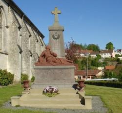 Monument aux morts – Thiembronne