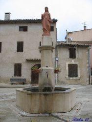 Fontaine de l'Agriculture – Villars