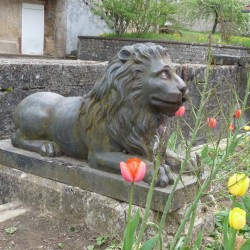 Fontaine au lion – Abbenans