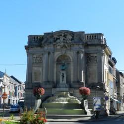 Monument – Fontaine à Jean-François Ortmans – Verviers