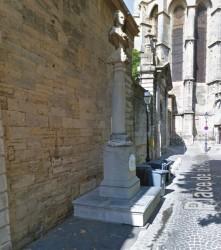 Monument de Casimir Peret – Béziers (mutilé) (fondu)