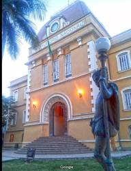 Paire de pages- Par de Pajens – MAST – Museu de Astronomia e Ciências Afins – Rio de Janeiro