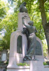 Monument aux défenseurs de Belfort – Cimetière du Père-Lachaise – Paris (75020)