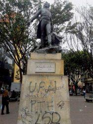 Monumento a Antonio José de Sucre – Chapinero – Bogotá