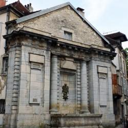 Fontaine de la Sirène – Poligny