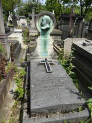 Tombe du Général Séré de Rivières – Cimetière du Père-Lachaise – Paris (75020)