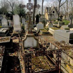 Croix funéraire de la sépulture Koenig-Hochdoerfer – Cimetière du Père-Lachaise – Paris (75020)