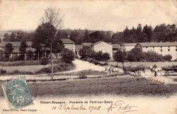 PONT-SUR-SAULX (fonderie de) – Robert-Espagne