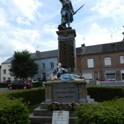 Monument aux morts 1914 – 1918 – Ohain
