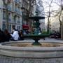 Fontaine - place de l'Estrapade - Paris (75005) - Image1