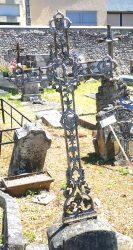 Croix au tétramorphe (5) – Cimetière de la ville – Cahors