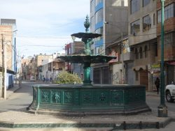 Vasque fontaine – Pileta – Puno