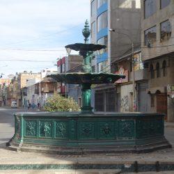 Vasque fontaine – Pileta – Puno
