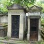 Portes de chapelles sépulcrales - Division 17 - Cimetière du Père Lachaise - Paris (75020) - Image15