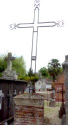 Croix et ornements de cimetière – Saint-Maurice – Lafrançaise