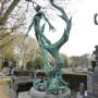 Monument d'Oranienburg-Sachsenhausen - Cimetière du Père Lachaise - Paris (75020) - Image1