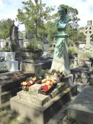Tombe de la famille Cournet – Cimetière du Père-Lachaise – Paris (75020)