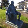 Statue - Marquis Ludovic de Solages - Blaye-les-Mines - Image1