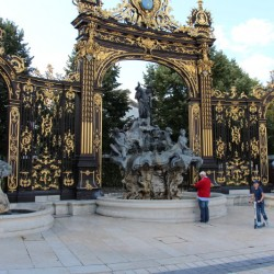 Fontaine Neptune – Nancy