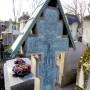 Tombe Provatoroff – Cimetière du Père-Lachaise – Paris (75020)