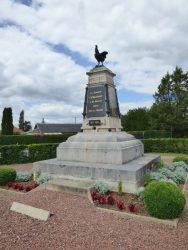Monument aux morts – Étréaupont