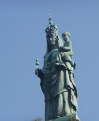 Vierge monumentale – Montbazon