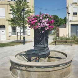Borne-fontaine – Pamiers