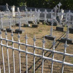 Croix de tombes de religieuses – Cimetière Sainte Croix – Le Mans