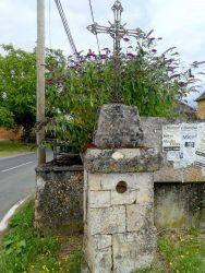 Croix de carrefour – Les Vitarelles – Payrignac