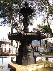 Fontaine – Pila – Parque Bolivar – Salamina-Caldas