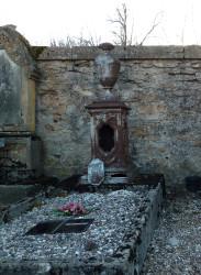 Tombe Tabellion – Cimetière – Rue de la Vierge – Serrouville