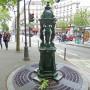 Fontaine Wallace - Boulevard de Rochechouart - Paris (7518) - Image1
