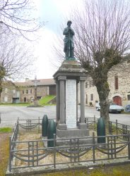 Monument aux morts – Cistrières