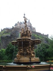 Ross Foutain – Edimbourg