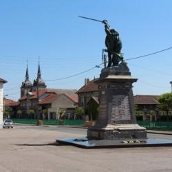 Monument au général Margueritte