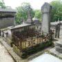 Entourages de tombes (1) - Division 56 - Cimetière du Père Lachaise - Paris (75020) - Image4