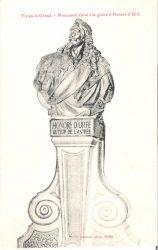 Monument à Honoré d'Urfé (Fondu) (Remplacé) – Virieu-le-Grand