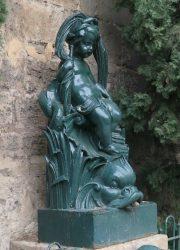 Fuente de Santa María del Mar – Fontaine de Santa Maria del Mar   – Valencia
