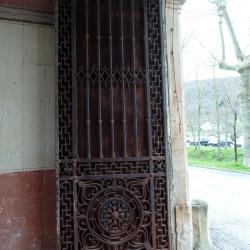 Grille – Chemin du Tour du Parc – Sorèze
