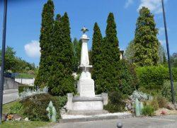 Coq chantant – Monument aux morts – Charbonnières-les-Bains