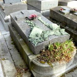 Tombe Reich – Cimetière du Père Lachaise – Paris (75020)
