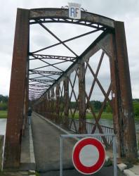 Pont du Garrit – Saint-Cyprien – Berbiguières