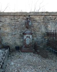 Tombe Verdeau-Pierrard – Cimetière – Rue de la Vierge – Serrouville