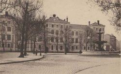 Fontaine de la Place Guichard –  Lyon (disparue)